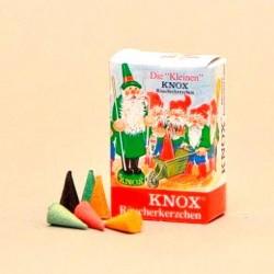 Knox - Mini Räucherkerzen
