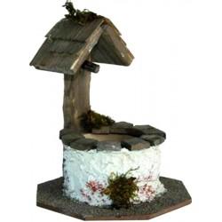 Brunnen rund