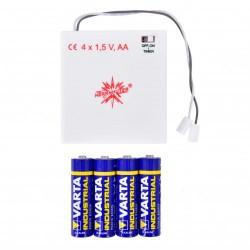 Batteriehalter mit Timer