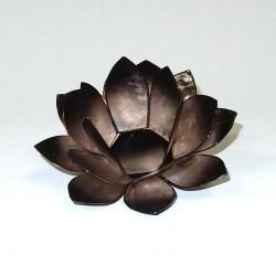 Lotus Teelichthalter